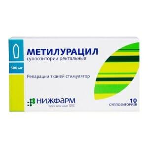 Метилурацил Нижфарм
