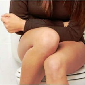 Болевой синдром при походе в туалет