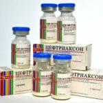 Антибиотик Цефтриаксон