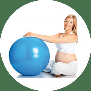 Физические упражнения до родов