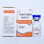Амикацин для инъекций