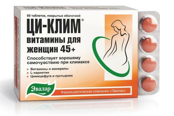 Препарат ЦИ-КЛИМ