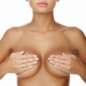 Симметричная грудь