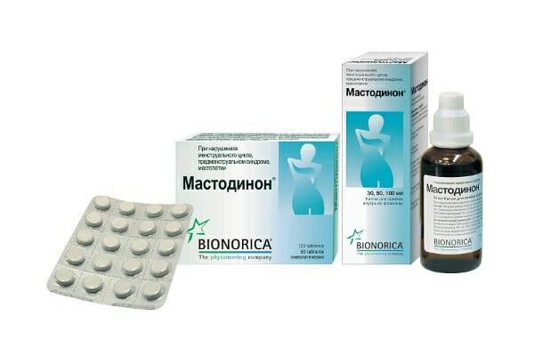 Лекарство Мастодинон