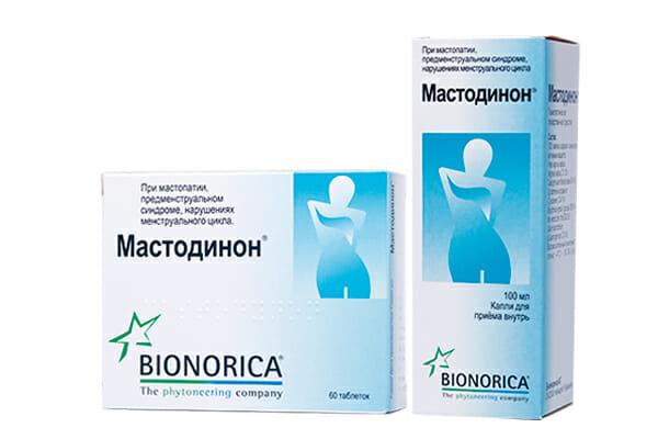 Препарат Мастодинон