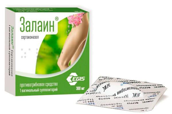 Препарат Залаин