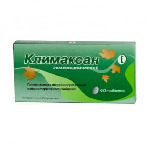 Препарат Климаксан