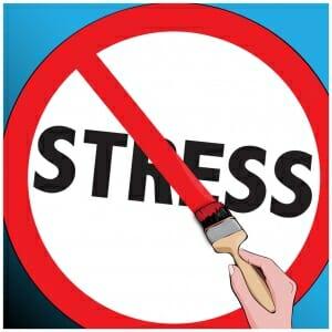 Знак нет стрессу