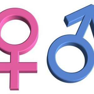 Значок мужчины и женщины