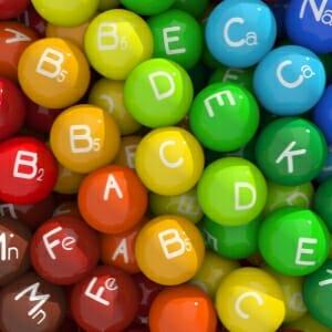 Цветные витамины