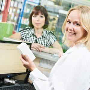 Продажа препарата в аптеке