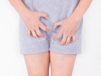 Зуд половых органов у девушки