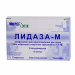 Препарат Лидаза М