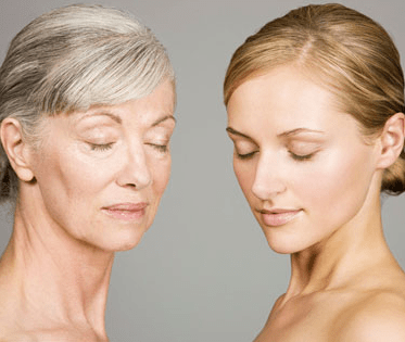 Молодая и старая женщина